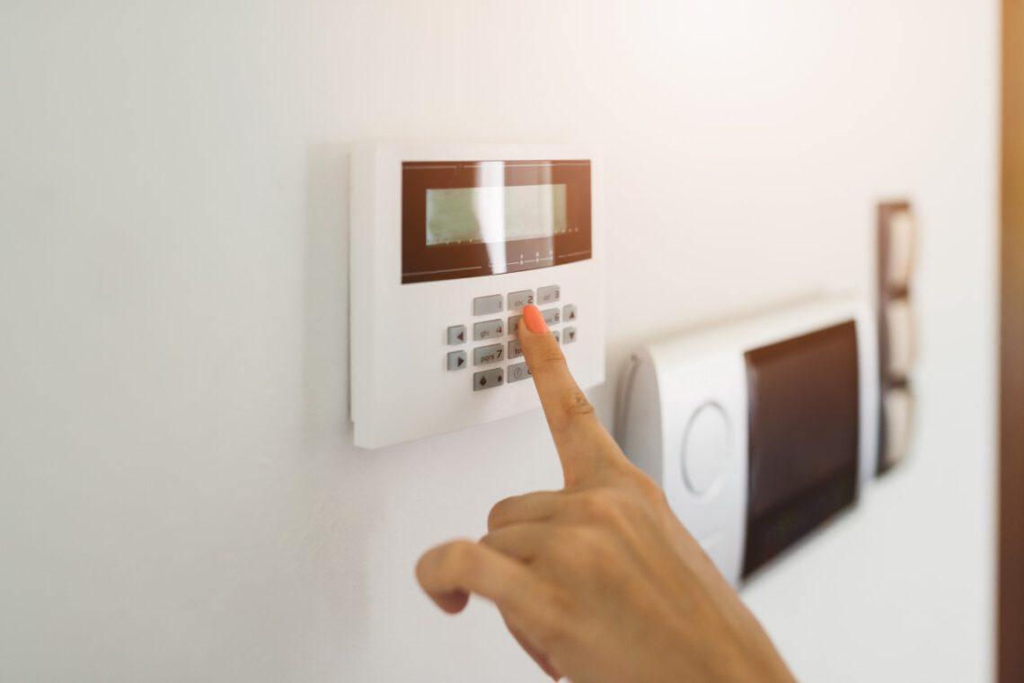 beveiligingssysteem huis